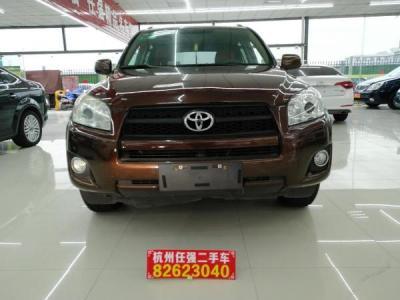 2012年3月 丰田 RAV4 2.0L CVT风尚版图片