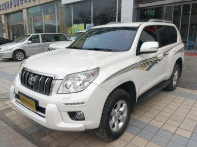 丰田 普拉多  2010款 2.7L 豪华版