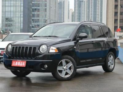2010年5月 Jeep 指南者  2.4L CVT手自一體 運動版圖片