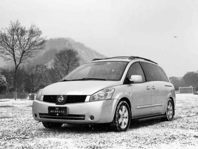2005年9月 日产 贵士 3.5L 自动档 V6图片
