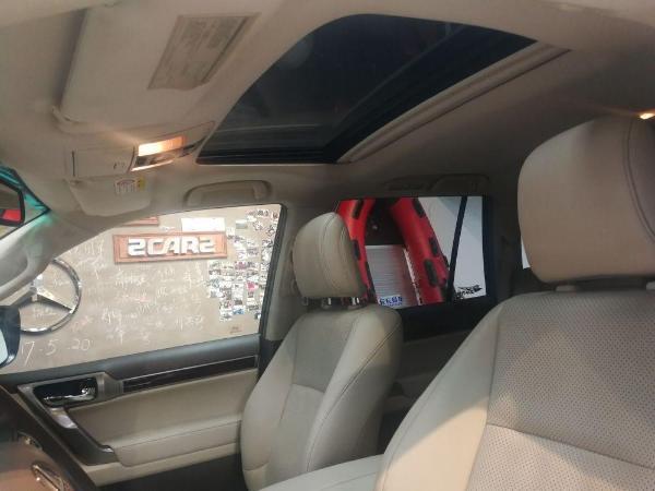 雷克萨斯2010款 雷克萨斯GX 460图片