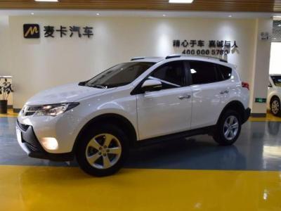 丰田 RAV4  2.0S 四驱新锐版图片