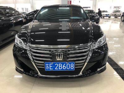 2017年1月 丰田 皇冠 2.5L 豪华版图片
