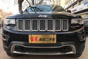 二手Jeep(进口)大切诺基3.0 精英导航版