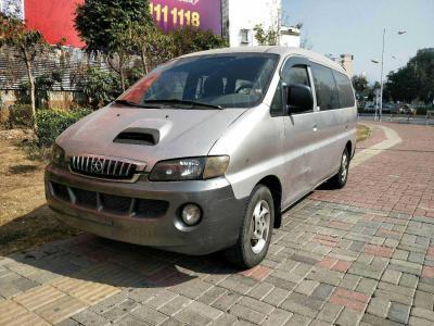 2011年10月 江淮 瑞风  穿梭 2.8T 柴油 简配型7-9座图片