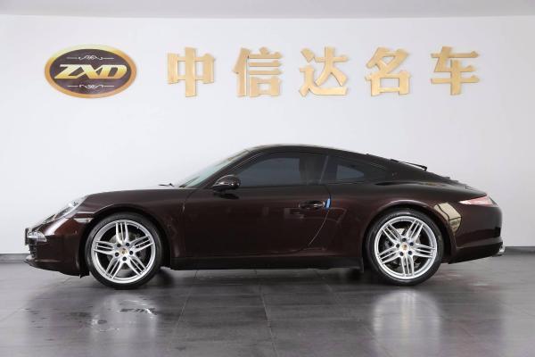 【青岛】2013年5月 保时捷 911 carrera 3.4 自动档