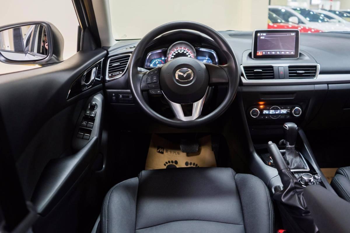 马自达 马自达3  2017款 昂克赛拉 1.5L 豪华型图片