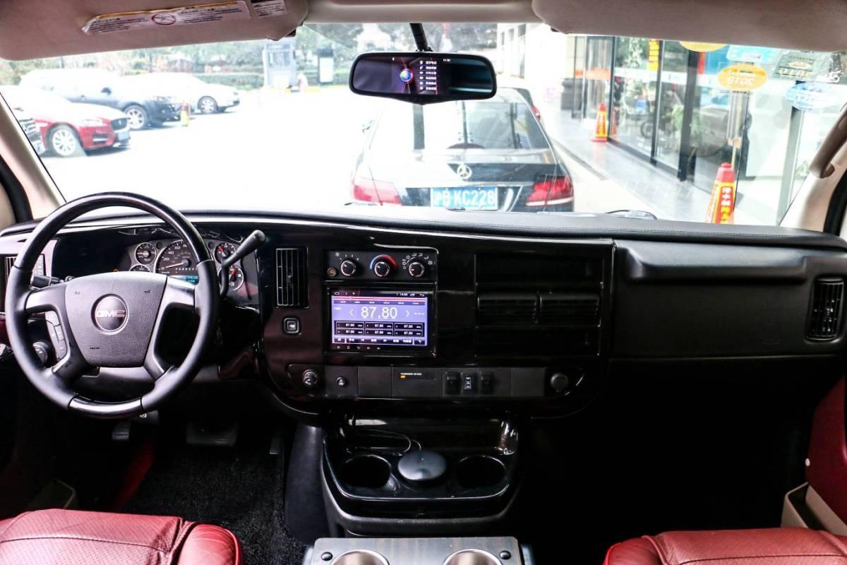 GMC SAVANA  2015款 5.3L 四驱行政版图片