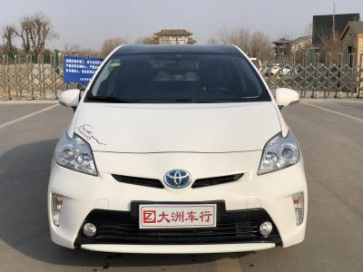 2012年11月 丰田 普锐斯 1.8L CVT豪华版图片