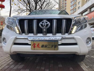 丰田 普拉多  2014款 4.0L VX NAVI图片