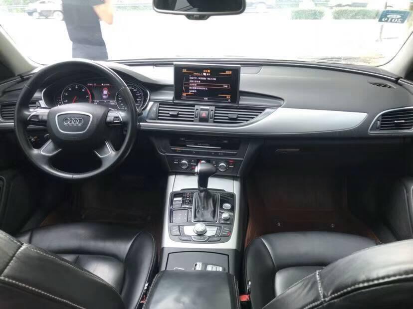 【台州】2013年01月 奥迪 奥迪a6 2013款 a6 40tfsi hybrid