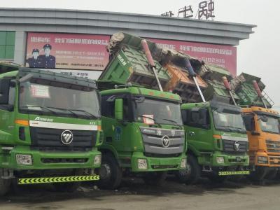 2017年9月  常年出售二手德龍 豪沃 歐曼自卸車 分期付款 圖片