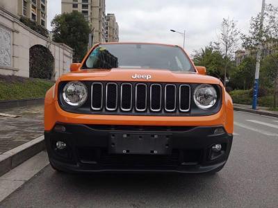 2017年12月 Jeep 自由侠 180T DCT劲能版图片