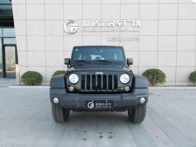 Jeep 牧马人 2017款 牧马人 3.6L 四门舒享版 Rubicon图片