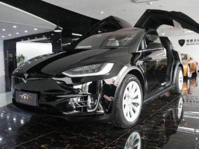 特斯拉 Model X  90D MODEL X 90D图片