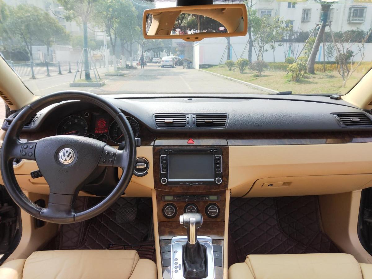 大眾 邁騰  2011款 1.8TSI DSG舒適型圖片