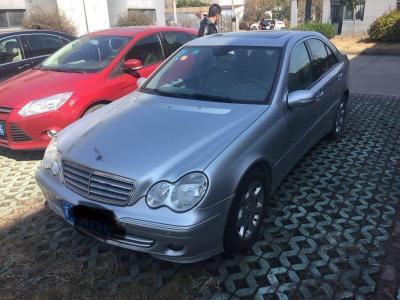 奔驰 C级  2007款 C200K 1.8T 时尚型