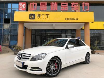 奔驰 C级  2013款 C260 CGI 1.8T 时尚型图片
