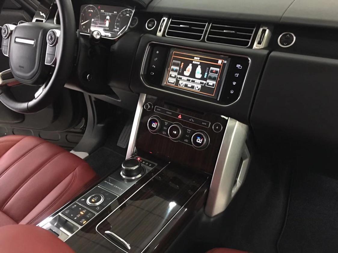路虎 揽胜行政版  2016款 3.0T SC Vogue SE 创世加长版 汽油型图片