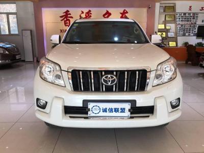 2012年10月 丰田 普拉多(进口) 2.7L 豪华版图片