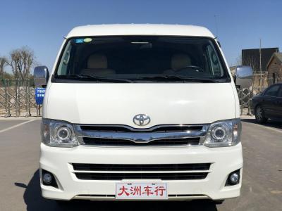 2011款 丰田海狮 2.7L 4座 手挡图片