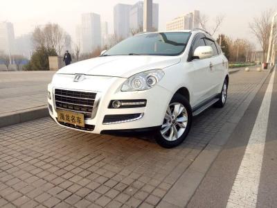2013年4月 纳智捷 大7 SUV 2.2T锋芒智尊型图片
