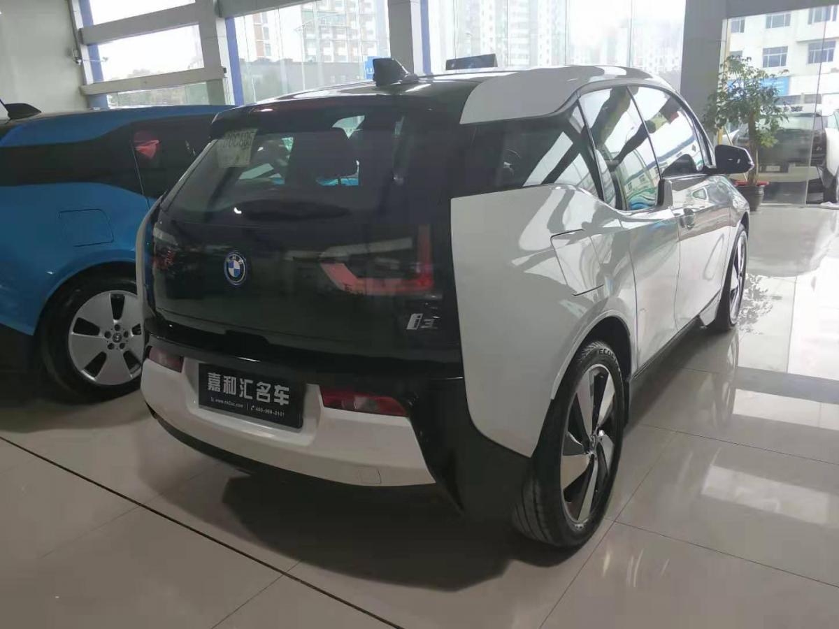 宝马 宝马i3  2016款 Mi3 电 升级款 时尚型 纯电动版图片