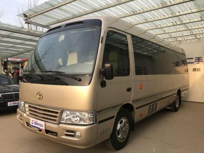 2012年3月 丰田 柯斯达 2007款 2.7L汽油豪华版 20座图片