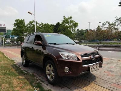 豐田 RAV4  2012款 2.4L 豪華炫裝版