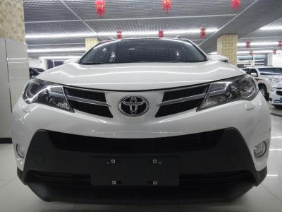2013年1月 丰田 RAV4 2.5L 豪华版图片