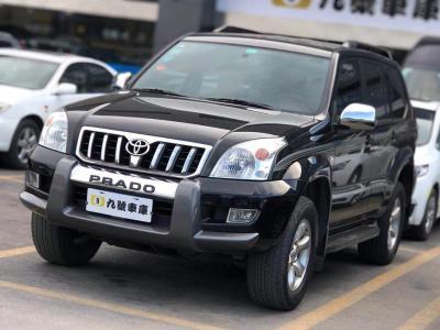 2008年10月 丰田 普拉多(进口) 2.7L GX图片