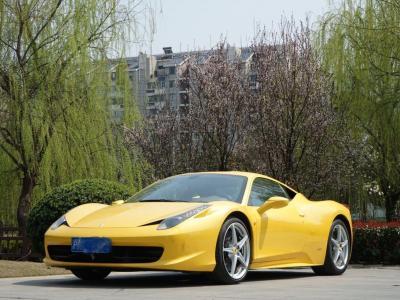 2011年6月 法拉利 458 4.5L Coupe图片