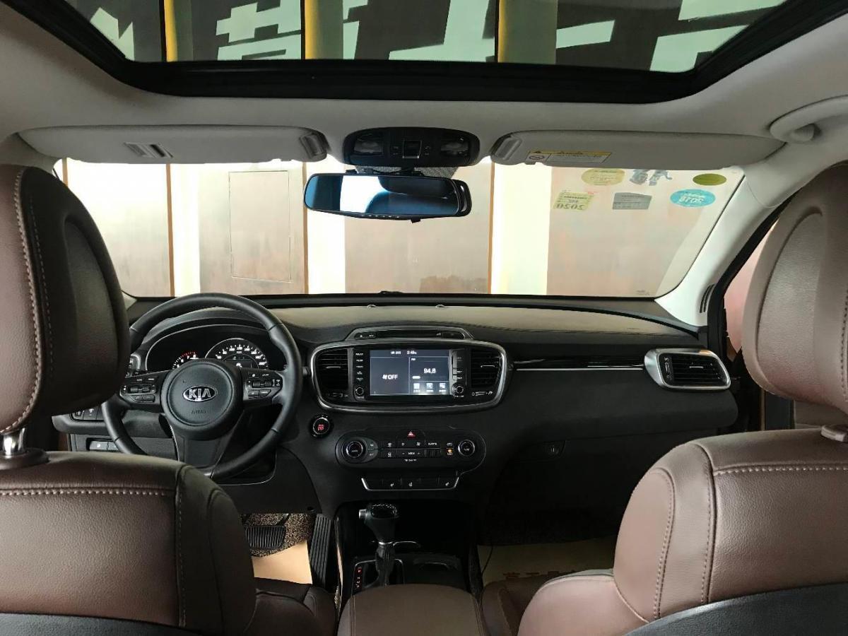 起亚 索兰托  2015款 2.4L 5座精英版图片