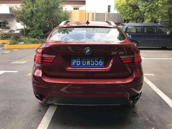 宝马 宝马X6  X6 xDrive35i 3.0T图片
