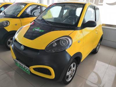 知豆 D1  2015款 D1纯电动轿车图片