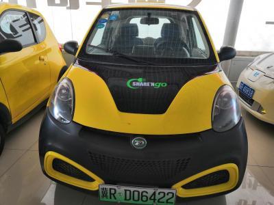 知豆 D1  2015款 D1純電動轎車圖片