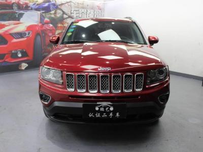 2014年3月 Jeep 指南者(进口) 2.0L 两驱豪华版图片
