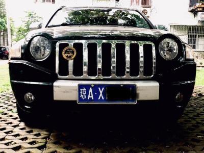 Jeep 指南者  2010款 2.4L CVT 世界杯特別版圖片