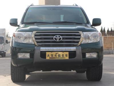 2009年10月 丰田 兰德酷路泽 4.7L VX-R图片