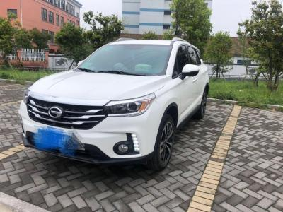 2017年6月 广汽传祺 GS4  235T 自动两驱豪华智联版图片