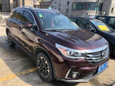 广汽传祺 GS4  2015款 200T G-DCT豪华版