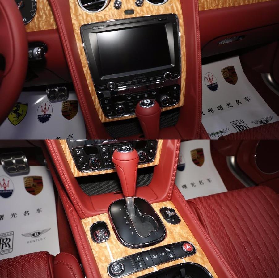 宾利 飞驰  2017款 4.0T V8 标准版图片