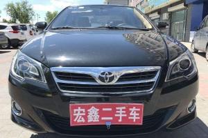 2013年9月 丰田 花冠 EX 1.6 豪华版