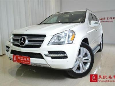 2011年6月 奔驰 GL级 GL350 BlueTEC 3.0T 4MATIC图片