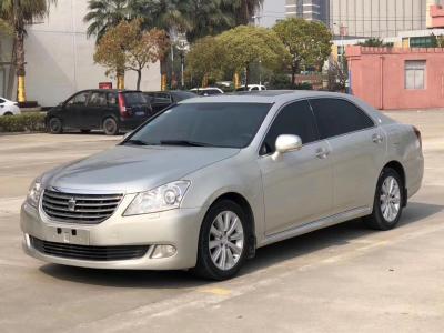 豐田 皇冠  2010款 2.5L Royal 真皮天窗導航版