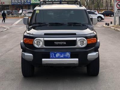 丰田 FJ 酷路泽  2011款 4.0L