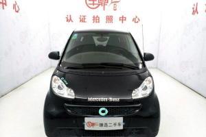 2013年2月 Smart Fortwo Cabrio 1.0 MHD 激情版图片