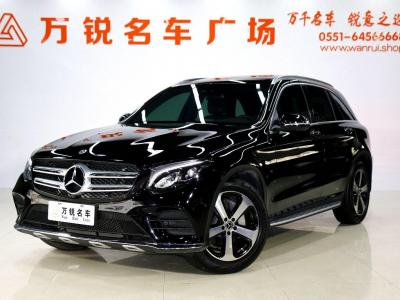 奔馳 奔馳GLC  2017款 GLC260 2.0T 4MATIC 豪華型
