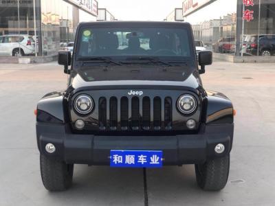 Jeep 牧马人  2015款 3.0L Sahara 四门版?#35745;?/>                         <div class=