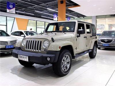 2018年5月 Jeep 牧马人(进口) 3.0L Sahara 四门舒享版图片